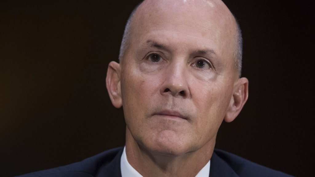 Equifax Ex-CEO: The Social Security Number Shouldn't Be 'Touchstone' of Identity