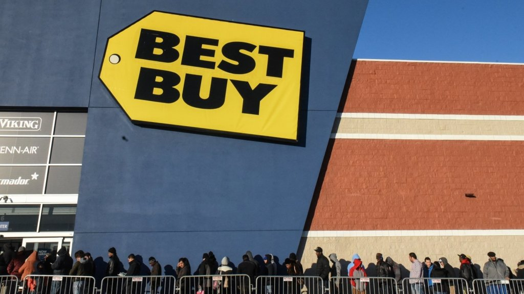 Amazon Almost Killed Best Buy. Then, Best Buy Did Something Completely Brilliant