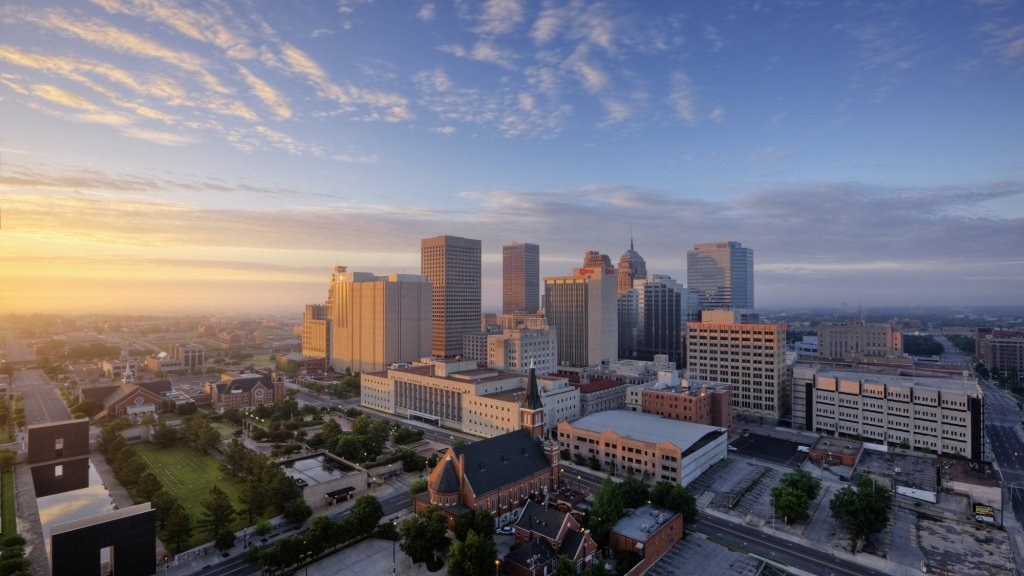 In Oklahoma City, Entrepreneurs Aim to Create the Next Cool Startup Scene