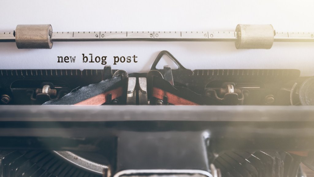 Why Everyone Is Adding Blog Content to Their Websites