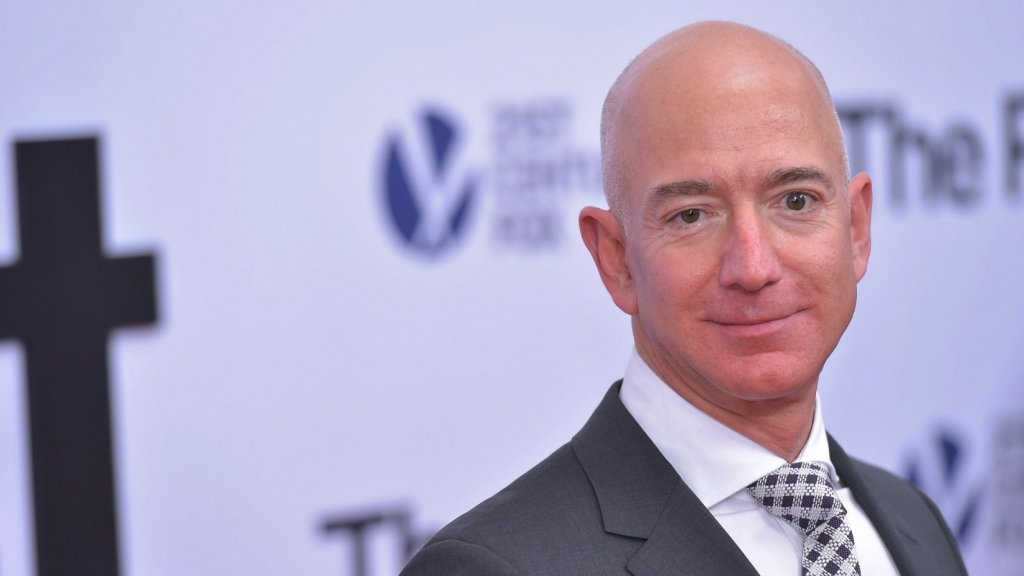 Jeff Bezos's First Big Charitable Gift Is Diabolically Clever