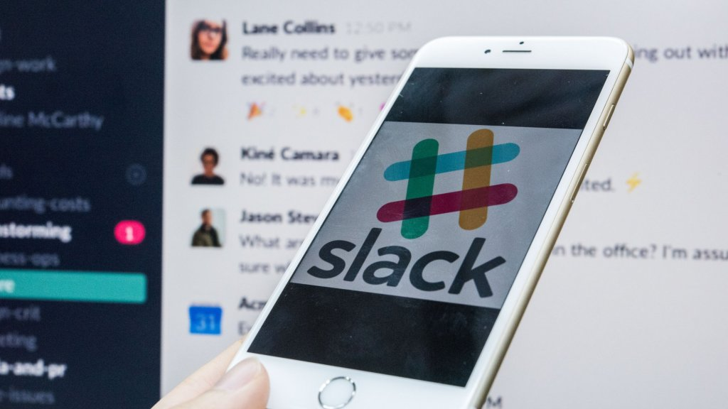 With Tools Like Slack, Adoption Requires Adaptation