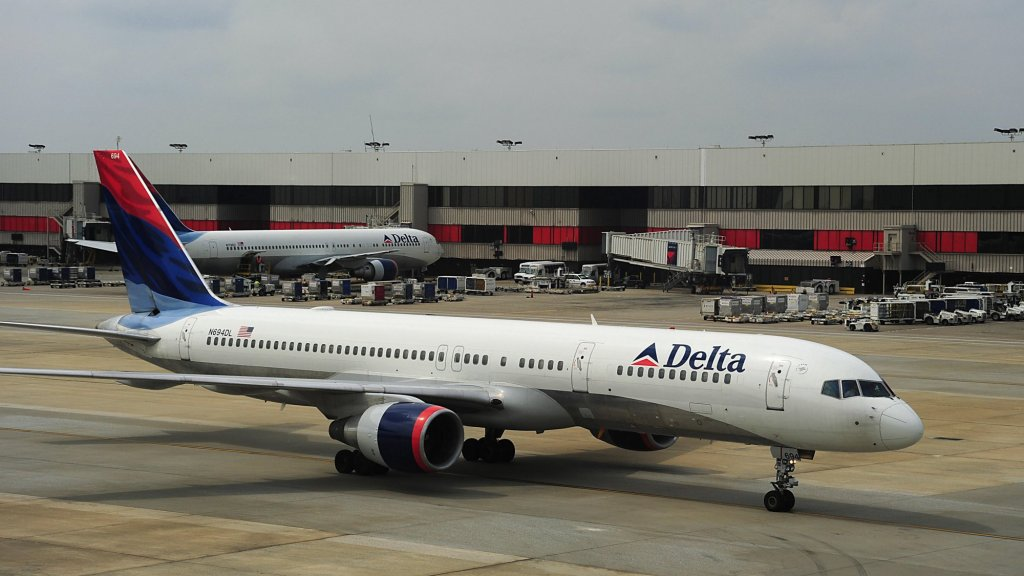 Thank You Delta Air Lines!