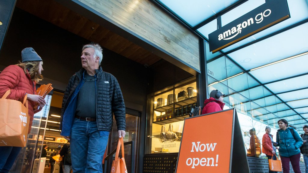 The 6 Most Surprising Things About the New Amazon Go (No Cash Registers) Convenience Store
