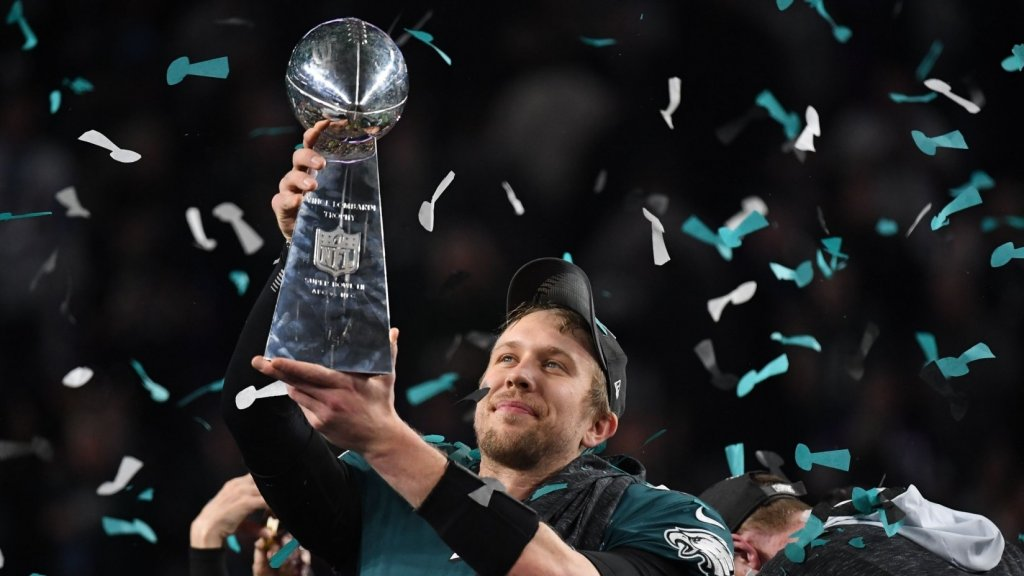 Super Bowl MVP Nick Foles's Post-Game Interview Is a Powerful Lesson in Leadership