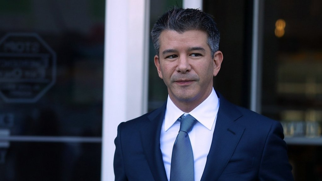 Uber Announces Co-founder Travis Kalanick Will Leave Its Board by the End of 2019