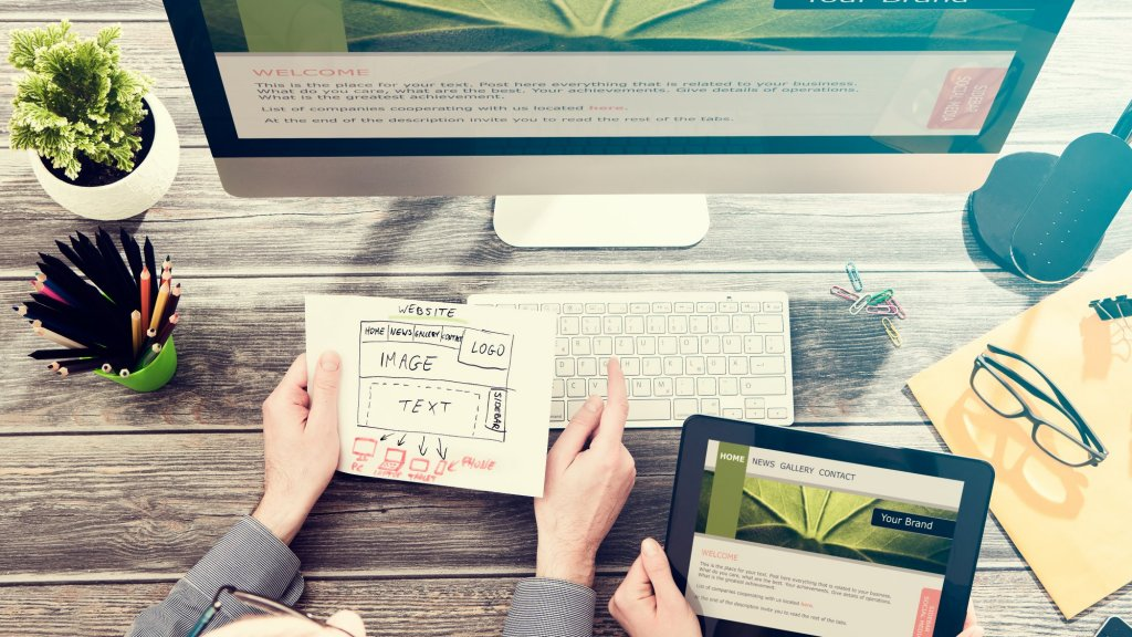 Take Your Business Website to the Next Level With These 7 Design Tips