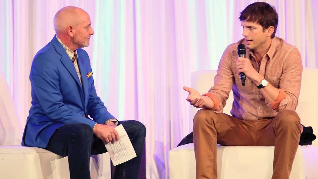 Ashton Kutcher Headlined the Third Annual City Summit and Did Not Disappoint