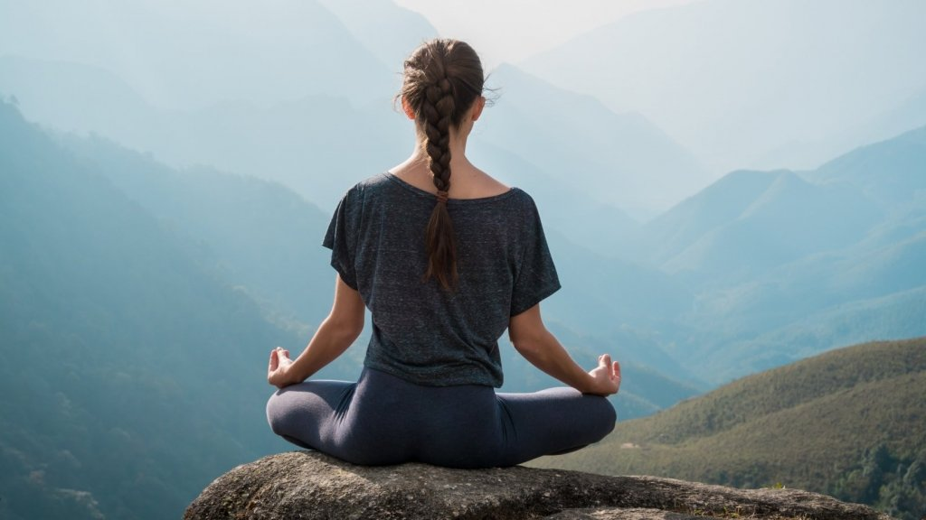Yoga, Meditation, Mindfulness & Buddhism - cover