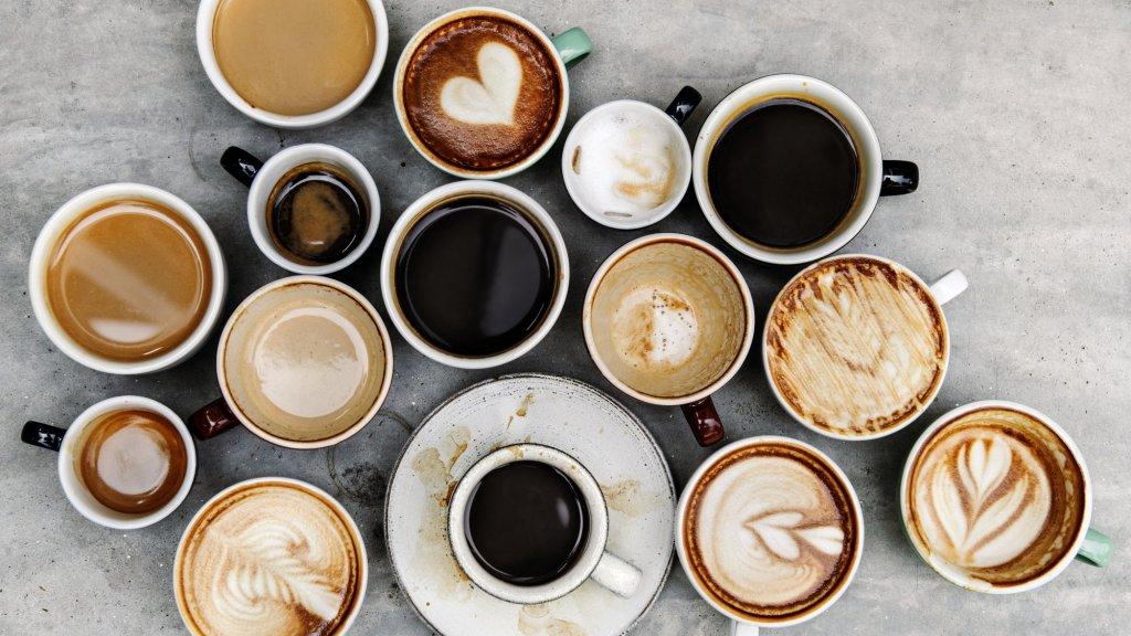 CAFFÈ | CAFÉ | KAFE | مقهى | COFFEE cover image