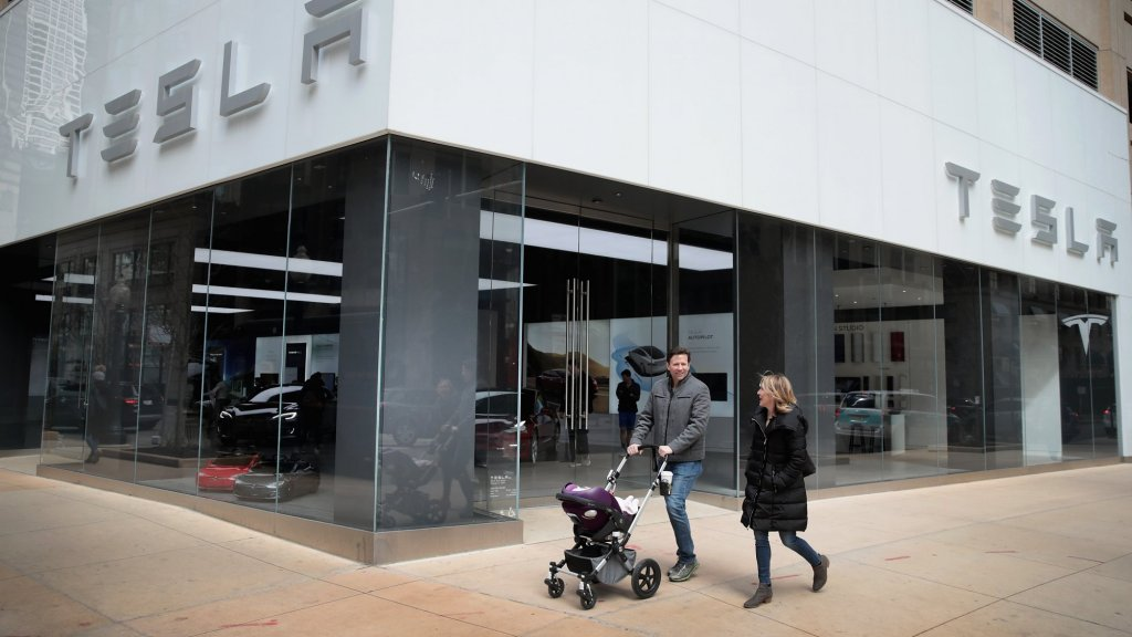 Even Elon Musk's Tesla Is Struggling With Rent