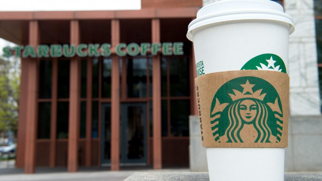 Starbucks Is Dropping Cash to Protect Customers and Staff