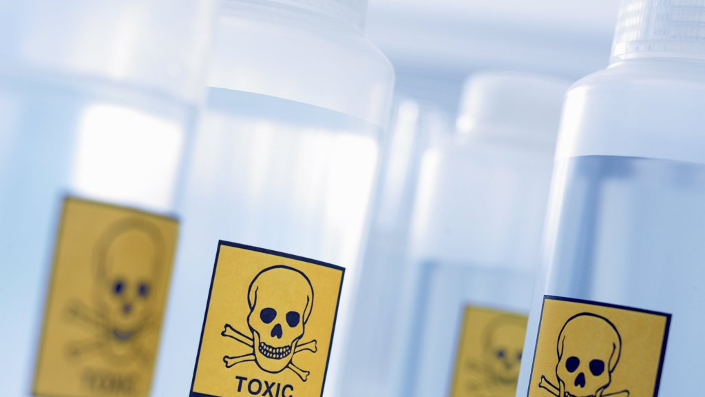 5 Sure Signs That You Work in a Toxic Office