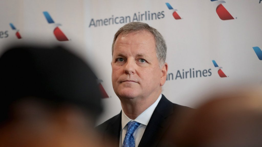 The CEO Of American Airlines Just Made a Startling Admission About the Boeing 737 MAX. It Won't Reassure Passengers