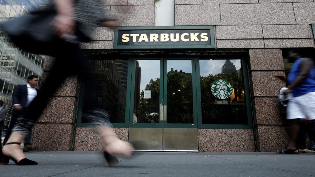 Starbucks Encourages Employees to Be 'Color Brave' in Racial Bias Training Session