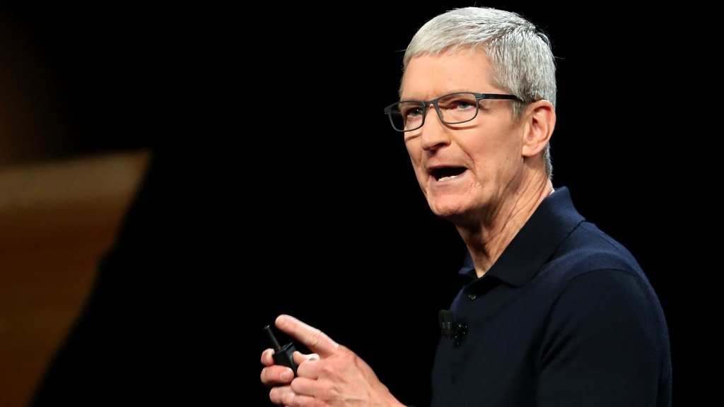 Tim Cook Says These 3 Words Guide Every Decision at Apple