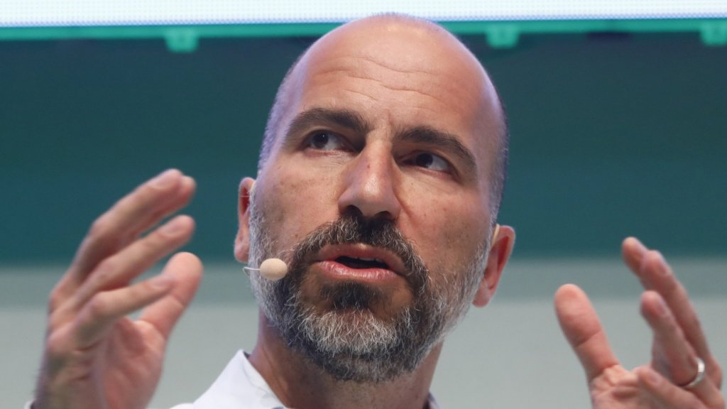 """Uber CEO Dara Khosrowshahi's Memo About """"the D"""" Shows Why Execs Need Millennials as Proofreaders"""