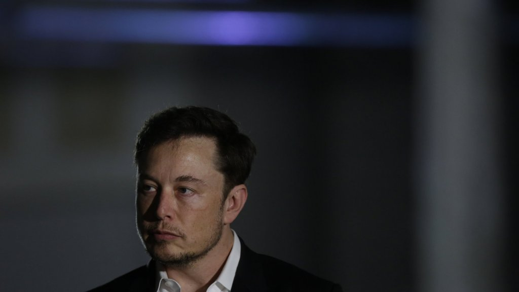 Elon Musk Acts Like He Wants Someone to Make Him Stop Being CEO of Tesla