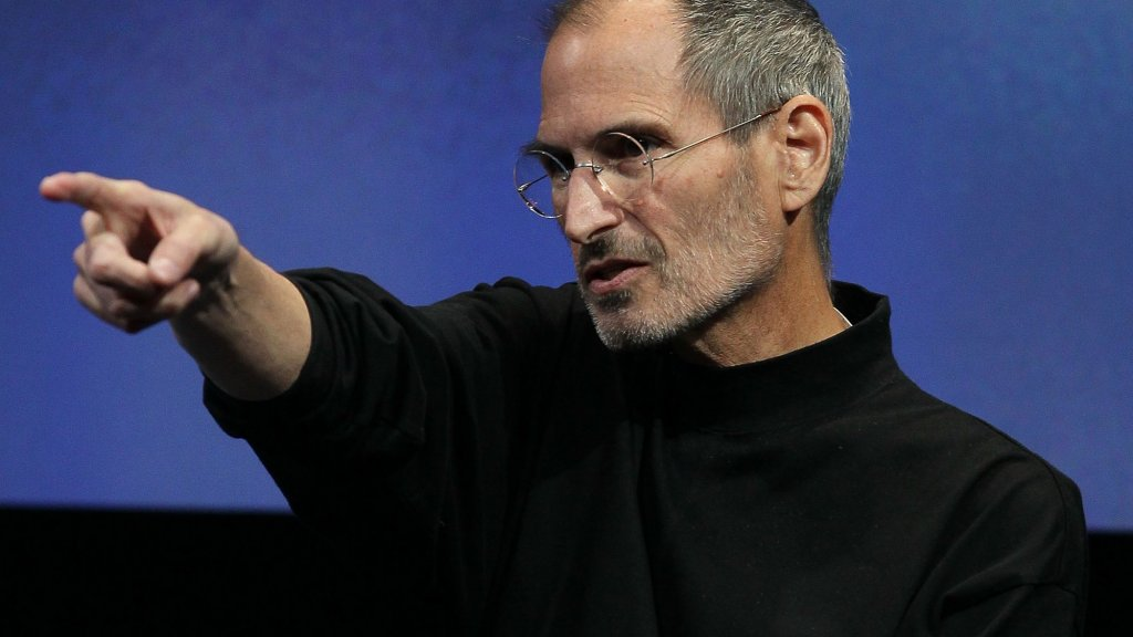 The 7 Words Steve Jobs Used to Inspire a Tech Breakthrough