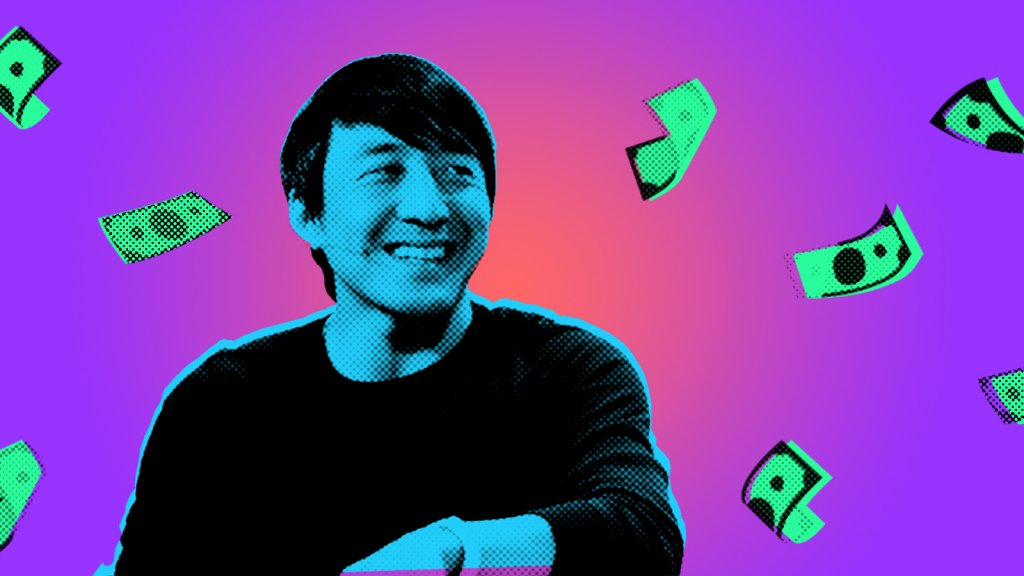 Giphy CEO and co-founder Alex Chung.