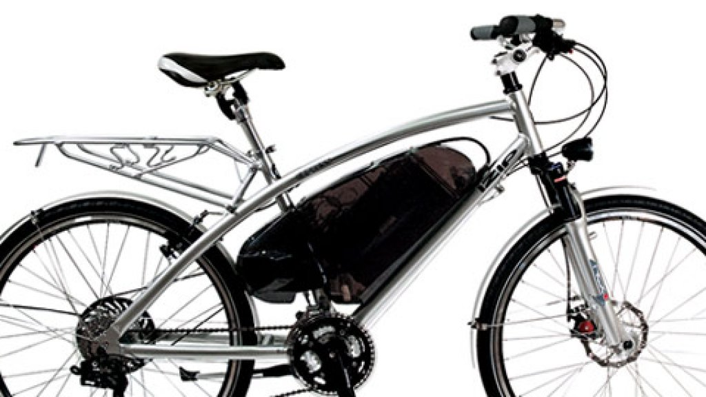 The New Izip Express Bike