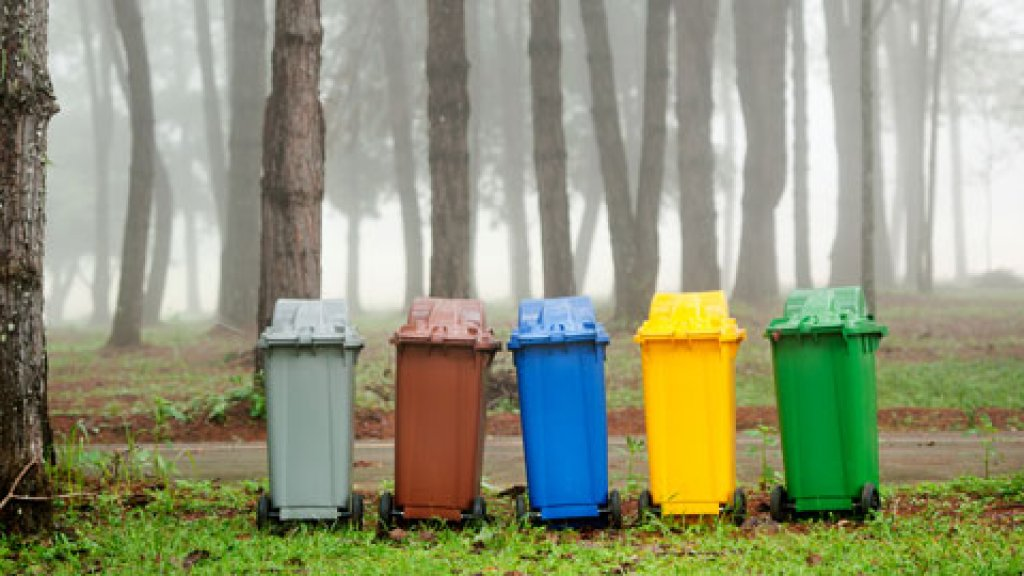 Just Because You Have a Recycling Program...