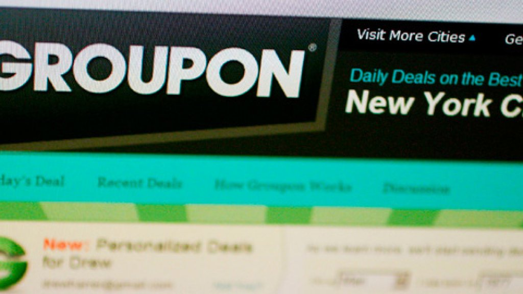 Some of Groupon's Early Backers Jump Ship