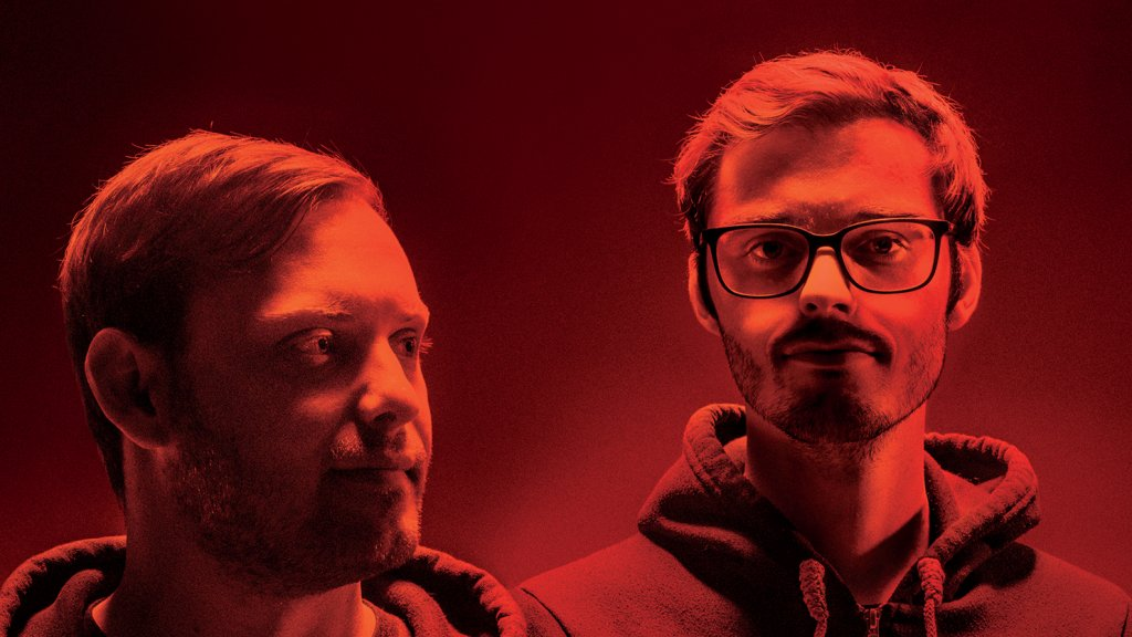 HackerOne co-founders Michiel Prins (left) and Jobert Abma.