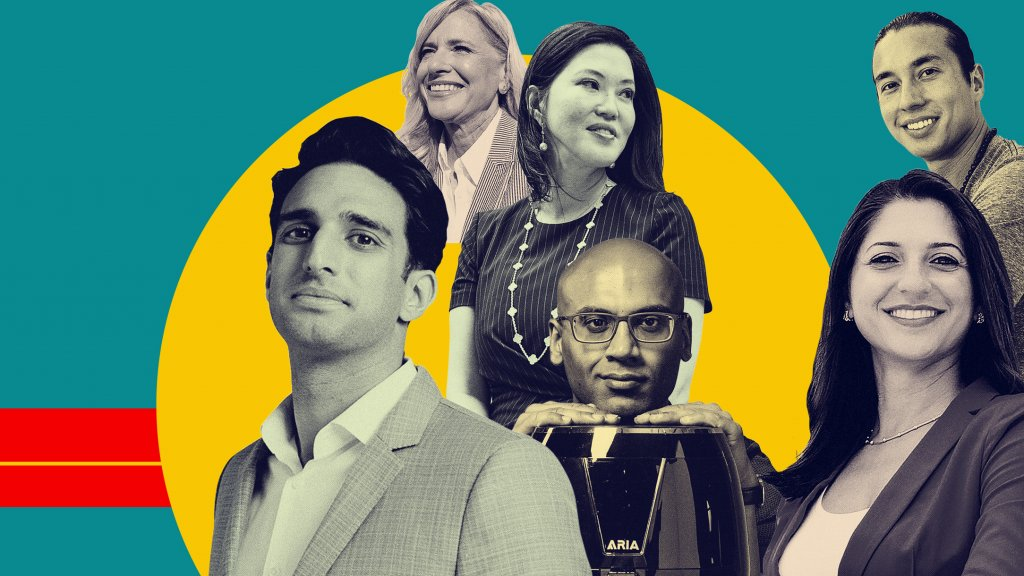 An Exclusive Guide to America's Most Inspiring Entrepreneurs - cover