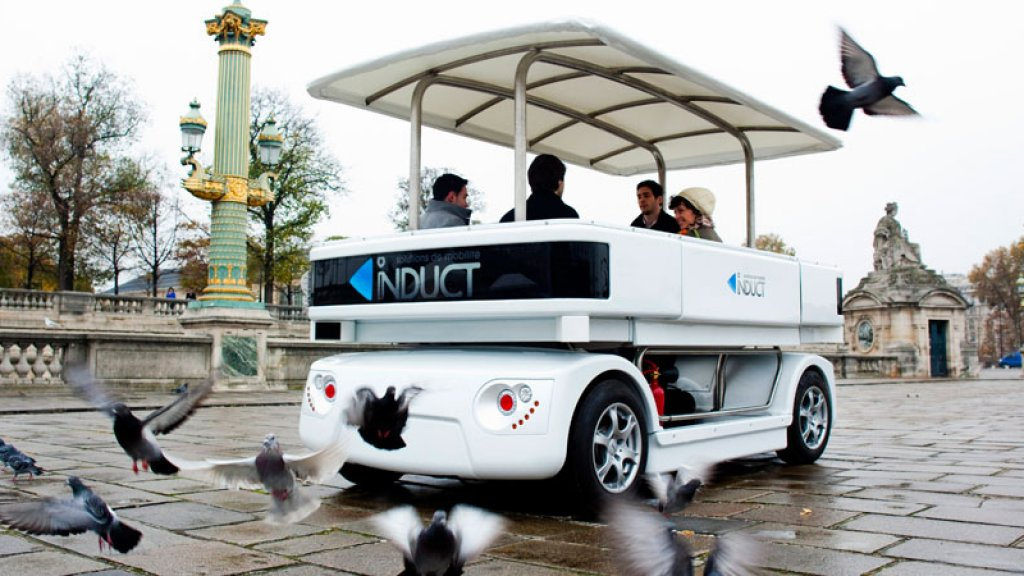 The Driverless Car Startup Aiming to Beat Google to the Finish Line