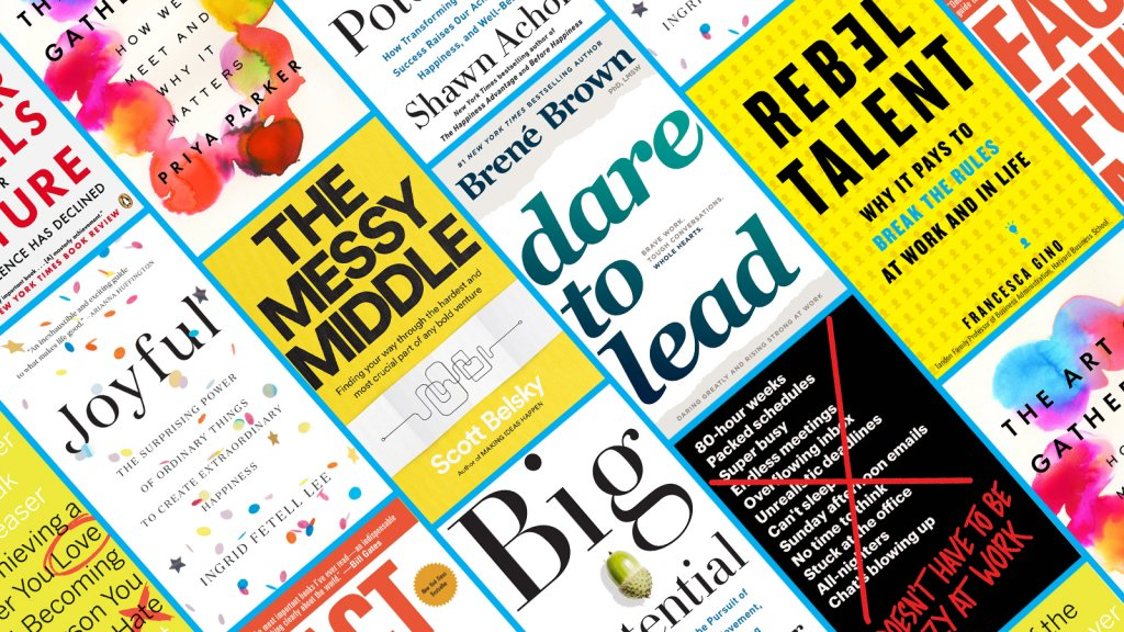 The 10 Most Inspiring Books of 2018