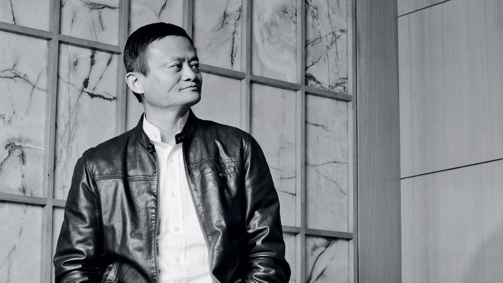 """When you see me traveling a lot,"" says Jack Ma, ""that means our growth is very good. I spent 800 hours in the air last year."""