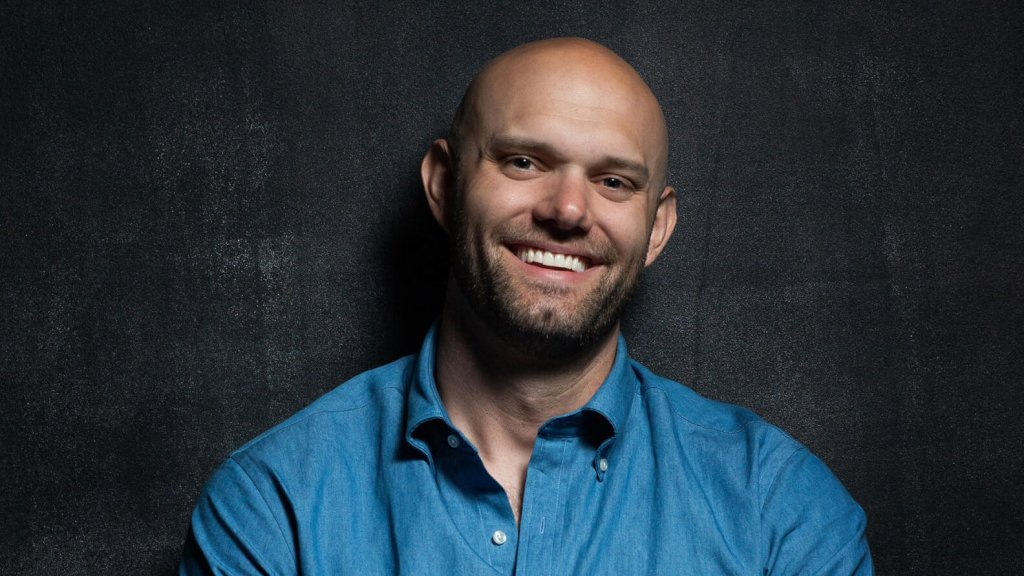 James Clear, author of Atomic Habits