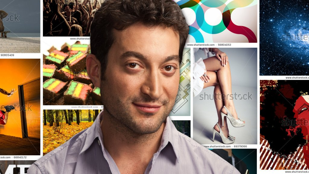 Jon Oringer founded Shutterstock in 2003, after creating a dozen tech companies that each fizzled after a few months.