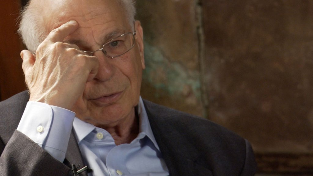 Nobel Laureate Daniel Kahneman: What You See Is <i>Not</i> All There Is