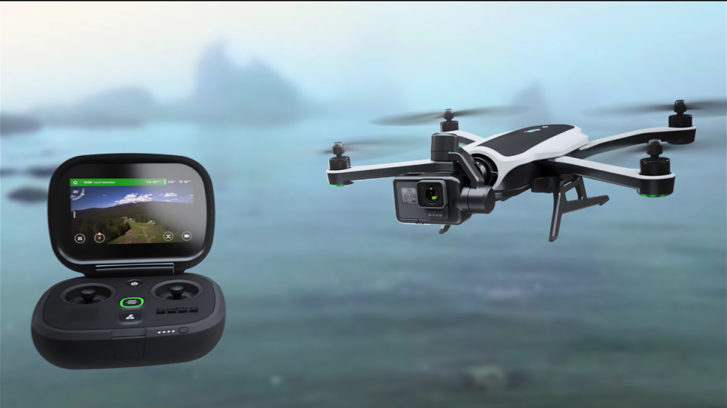 GoPro is Recalling 2,500 New Drones