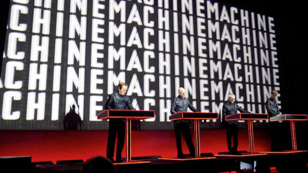 <b>Start-up Snafu:</b> ShowClix was handling the sales of Kraftwerk tickets this week, but couldn't handle the demand.