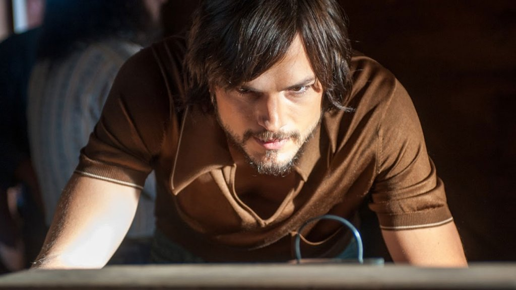 Ashton Kutcher on the Thrill (and Risk) of Playing Steve Jobs