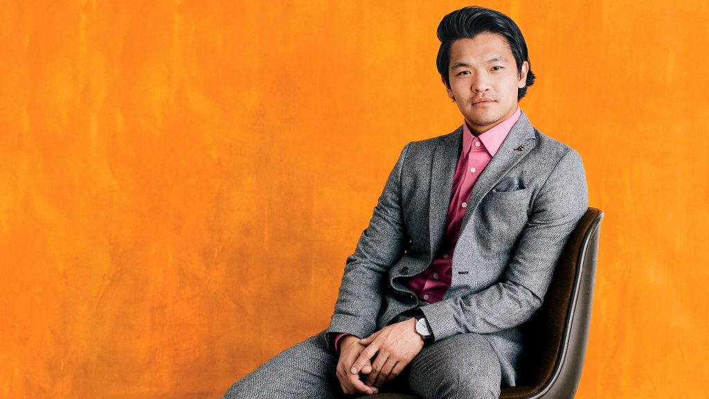 Han Jin, CEO of Lucid VR.