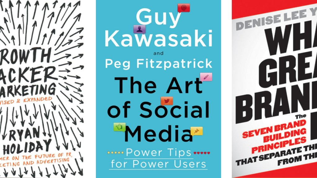 Top 10 Marketing Books of 2014