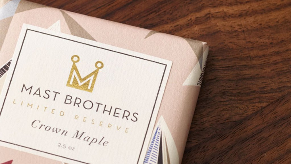 The Mast Brothers chocolate bar made with Crown Maple is now out of stock.