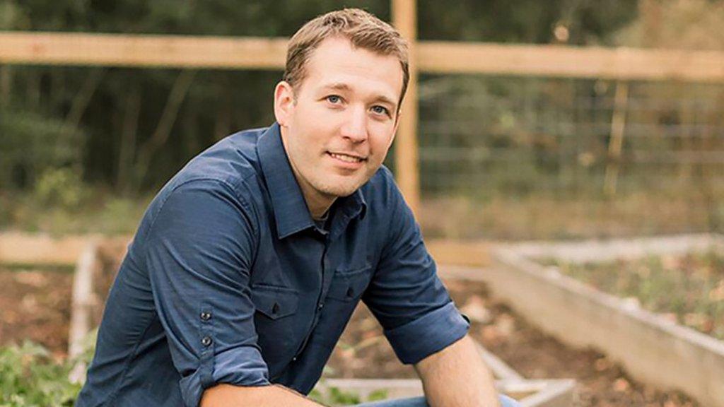 Matthew Warner, founder of church messaging platform Flocknote.