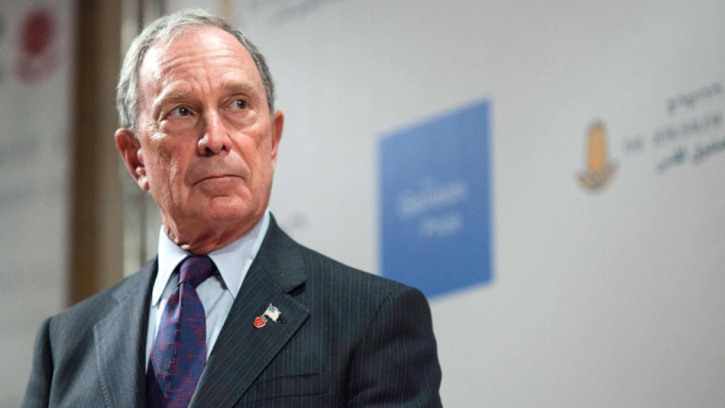 Michael Bloomberg Lays Out His Plan for Immigration Reform