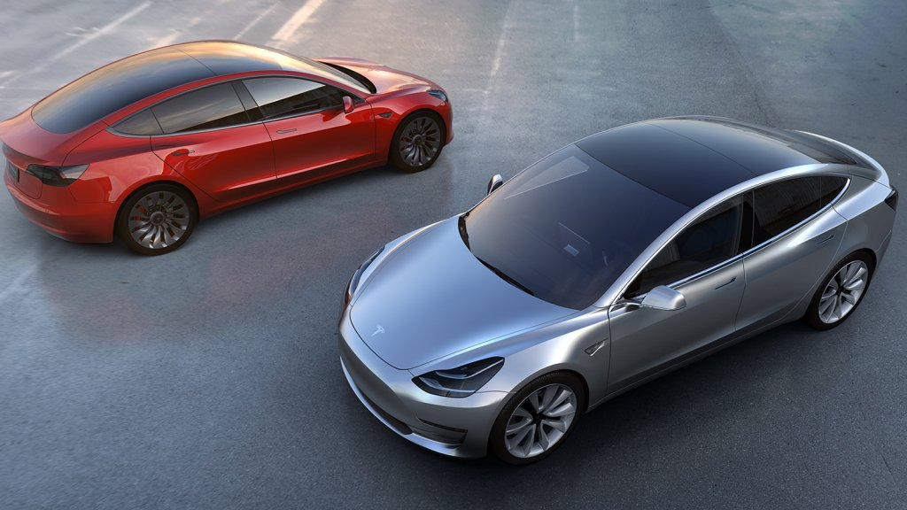 The Tesla Model 3 lasts 200 miles on a charge and costs $35,000. So far, 276,000 people have ordered one.