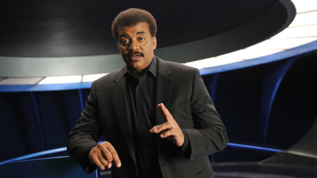 Why Neil deGrasse Tyson Thinks These Founders Should Quit Their Day Jobs
