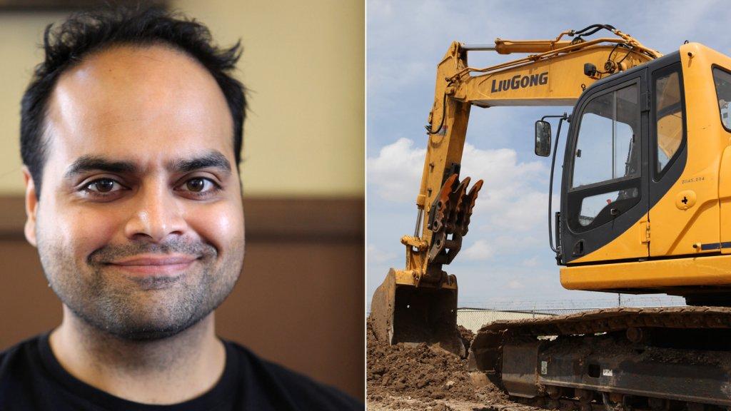 How I Built the Netflix of Construction Equipment