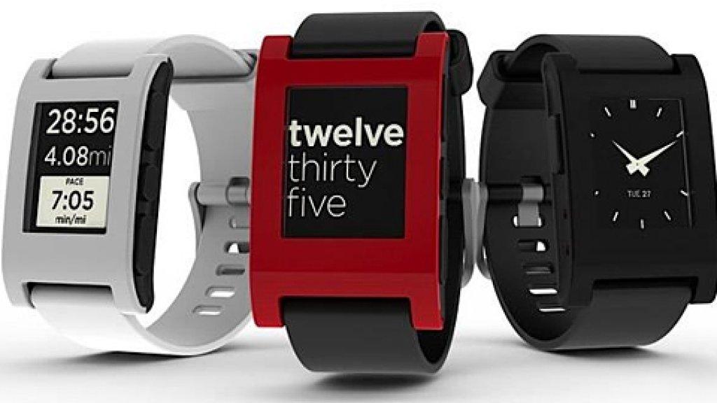 Pebble 'Smartwatch' Funding Soars on Kickstarter