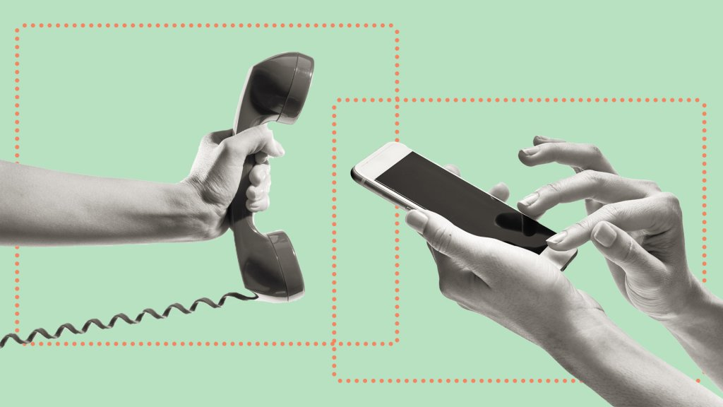 Forget Texts. Why the Phone Is Still Essential for Business