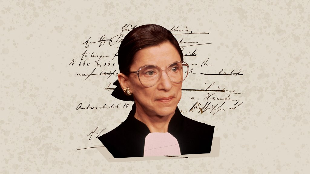 Ruth Bader Ginsburg Taught a Law Clerk the Secret to Strong Writing