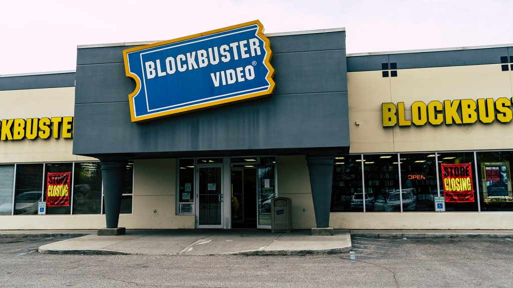 Blockbuster Failed to Master This 1 Thing, and It Made the Company Irrelevant